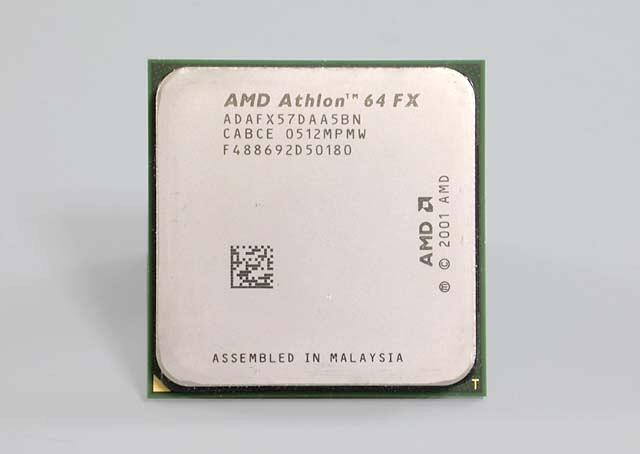 AMD Athlon 64 FX-57