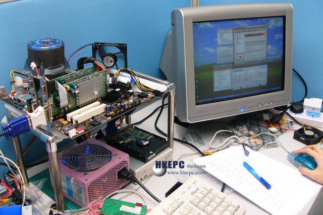 Radeon X300SE HypMem im CrossFire Modus