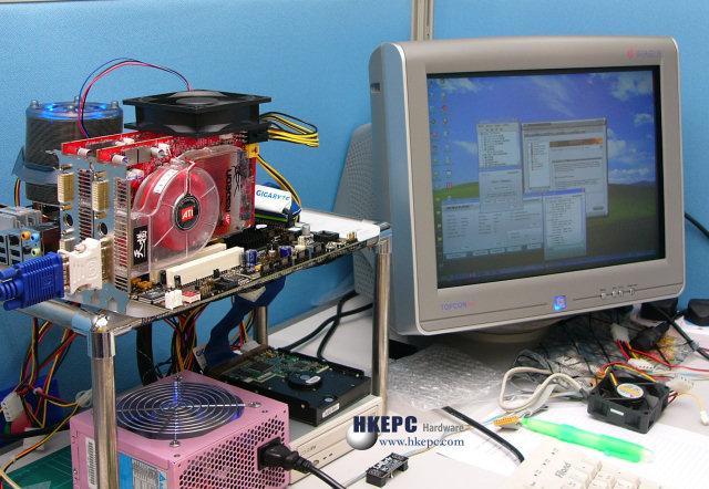 Radeon X850XT im Dual-VGA Betrieb