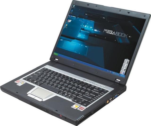 MSI MegaBook M635