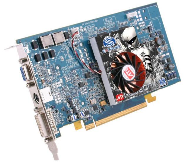 Sapphire Radeon X800 GT