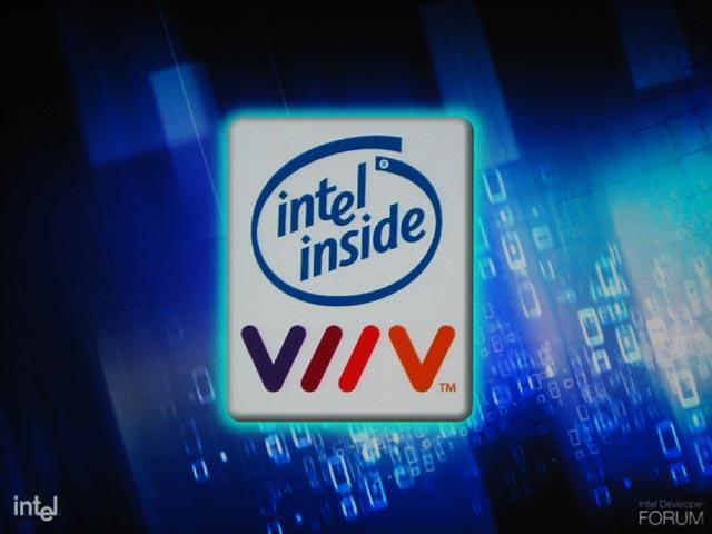 Intel Viiv Logo