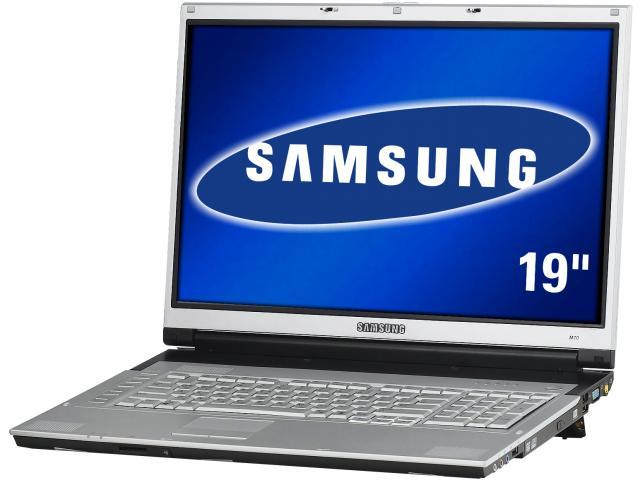 Samsung M70 Notebook