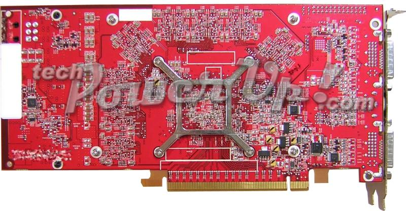ATI Radeon X1800 XT Rückseite (Bild von techpowerup.com)
