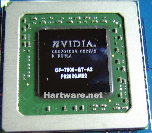 GeForce 7800 GT Grafikchip