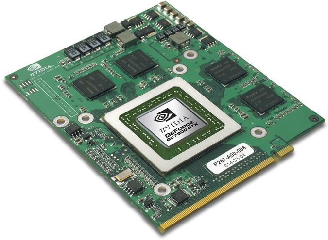 GeForce Go 7800 GTX