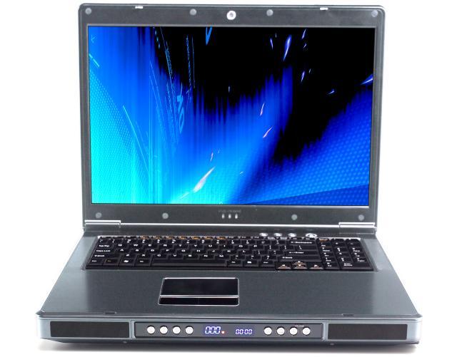 Alienware Notebook mit GeForce Go 7800 GTX