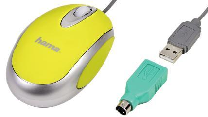 Drivers: HAMA Optical Midi Mouse