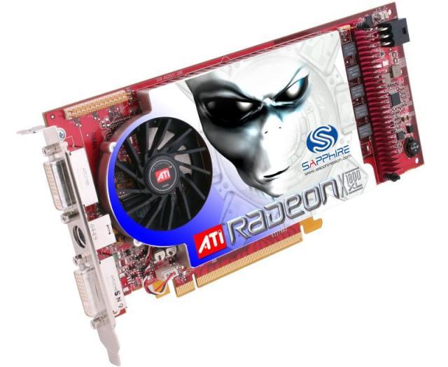 Sapphire Radeon X1800 XL