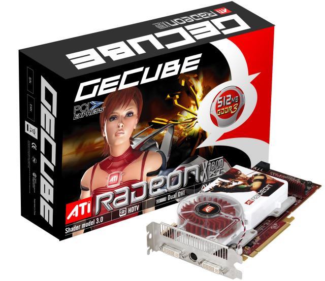 GeCube Radeon X1800 XT
