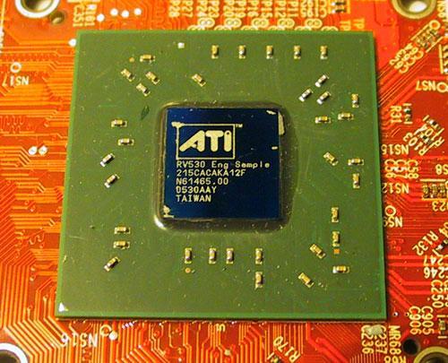 RV530 Grafikchip