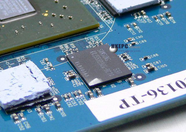 1.4ns RAM der S3 Chrome S27