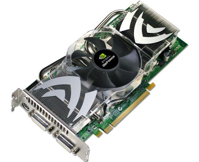 nVidia GeForce 7800 GTX 512MB