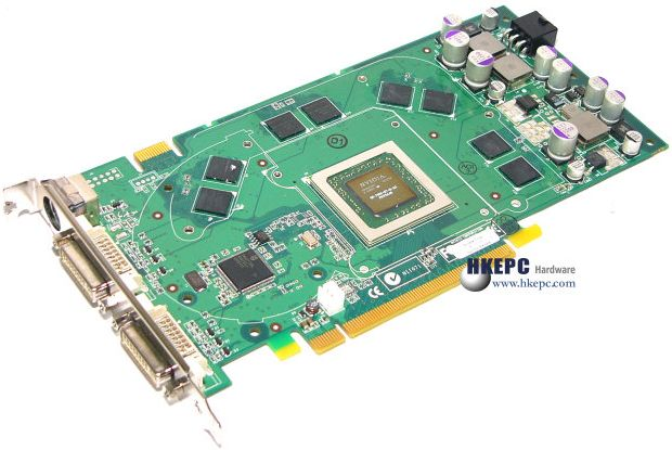 nVidia GeForce 7800 GS für PCI Express