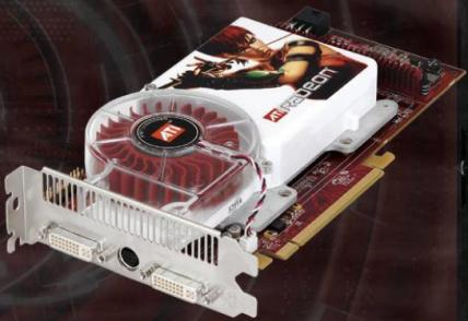 Radeon X1800 XT Referenzmodell