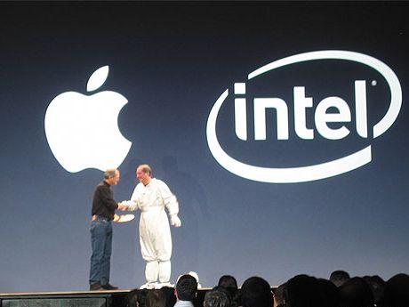 Apple und Intel verkünden die Früchte ihrer Zusammenarbeit auf der MacWorld