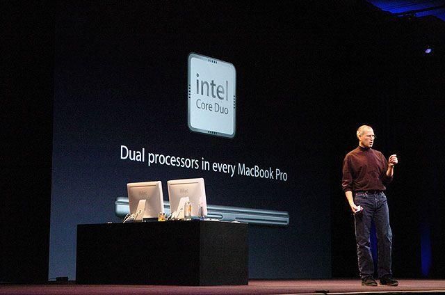 Intel Core Duo in neuen Powerbooks