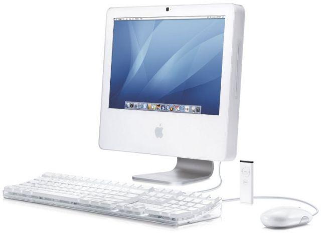Apple iMac mit Intel Core Duo