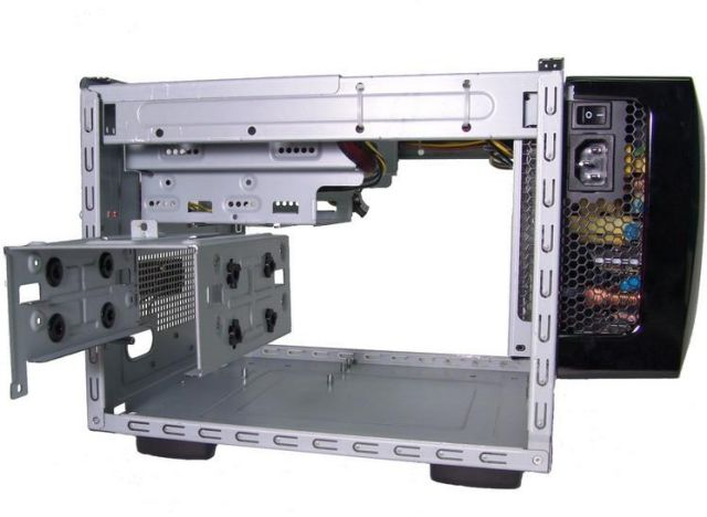 Demontierbare 3,5-Zoll Festplattenhalterung