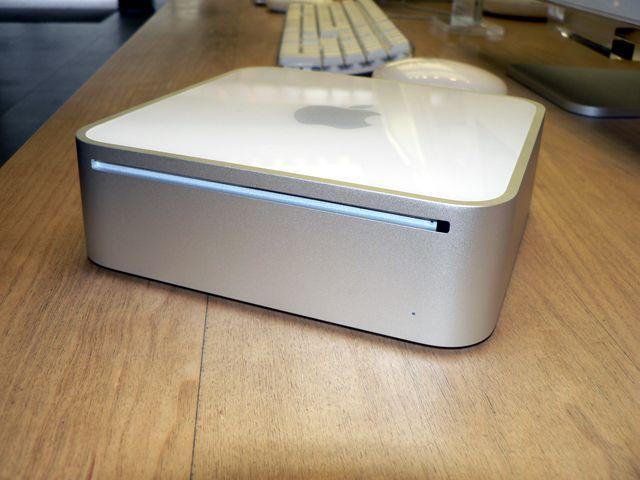 Mac mini im Handel