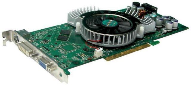 AOpen GeForce 6800 XT