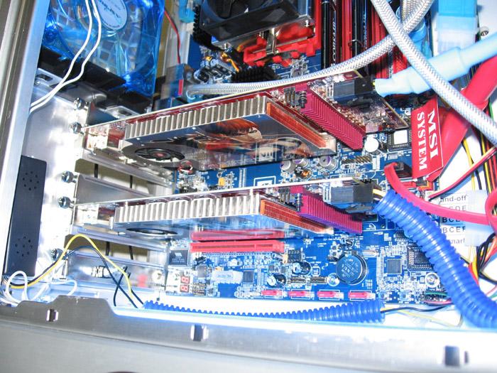 Radeon X1800 GTO CrossFire...