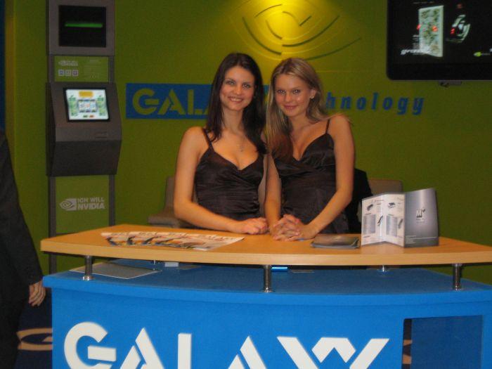 Galaxy Messegirls