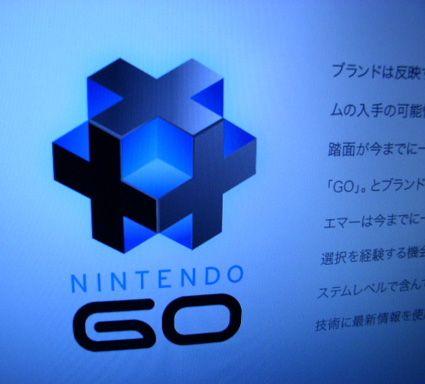 Nintendo GO ?