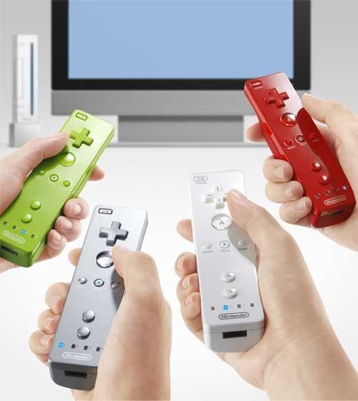 Controller der Nintendo Revolution
