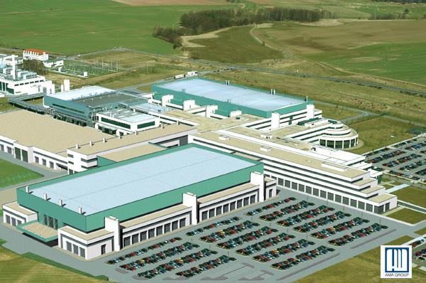 AMD Standort in Dresden