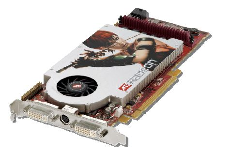 ATI Radeon X1800 GTO Grafikkarte
