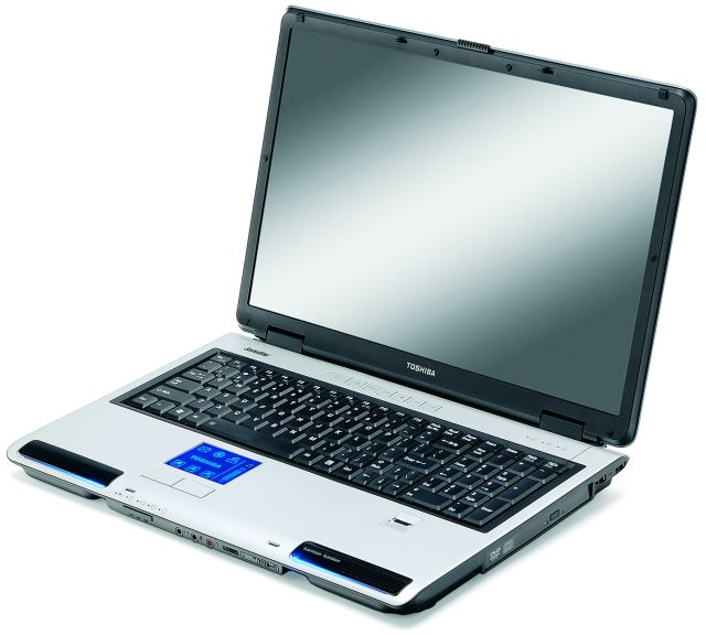 Toshiba Saltellite P105 Notebook