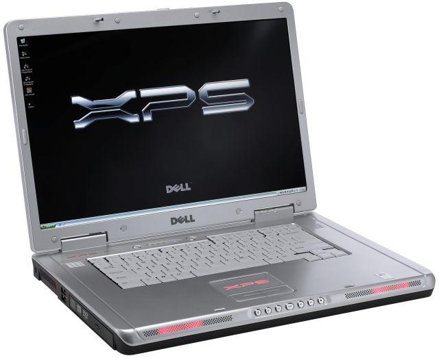 Dell Notebook mit GeForce Go 7900 GTX