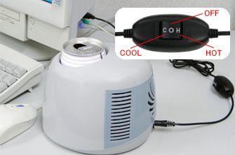 USB HotCool Wahlschalter
