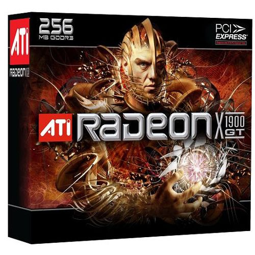 ATI Radeon X1900 GT Box