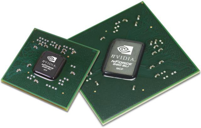 nForce 590 SLI Chipsatz