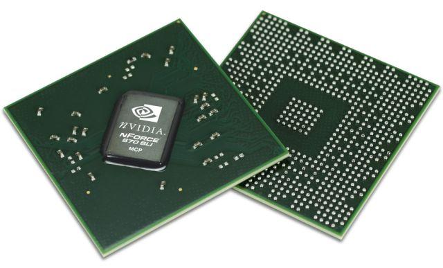 nForce 570 SLI Chipset