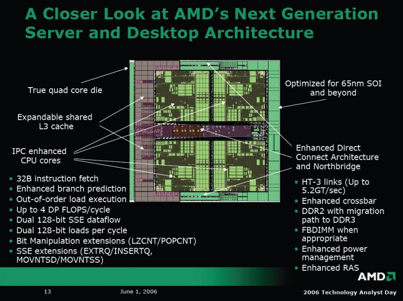 AMD Quad-Core im Detail