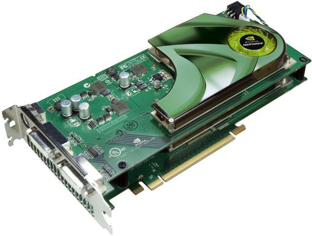 nVidia GeForce 7950 GX2 Grafikkarte