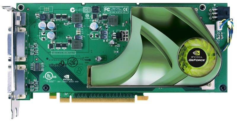 GeForce 7950 GX2
