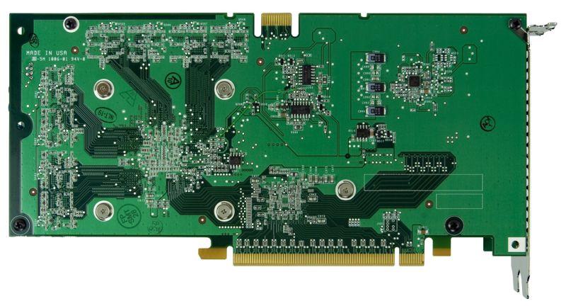 GeForce 7950 GX2 Rückseite