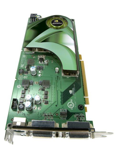 GeForce 7950 GX2 Seitenansicht