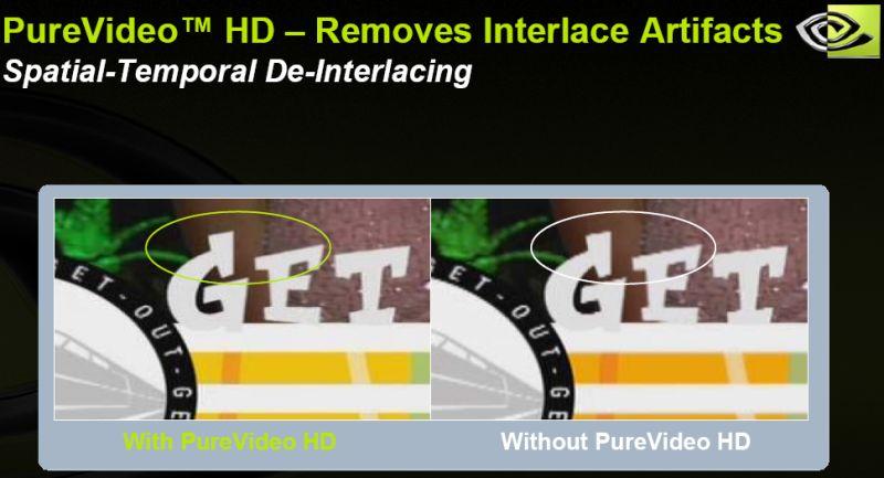 Feature: Spatial-Temporal De-Interlacing