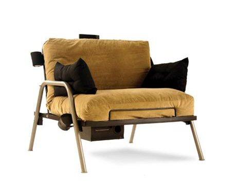 sessel mit soundsystem. Black Bedroom Furniture Sets. Home Design Ideas