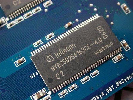 Speicher der ASUS N7600GS