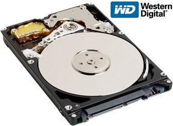 Western Digital Scorpio HDD