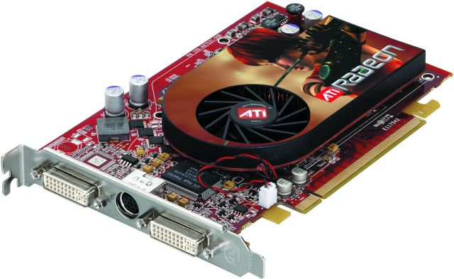 ATI Radeon X1650 Pro