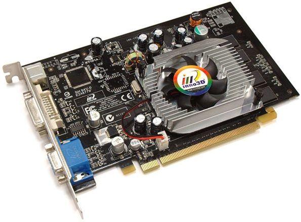 Inno3D GeForce 7100 GS