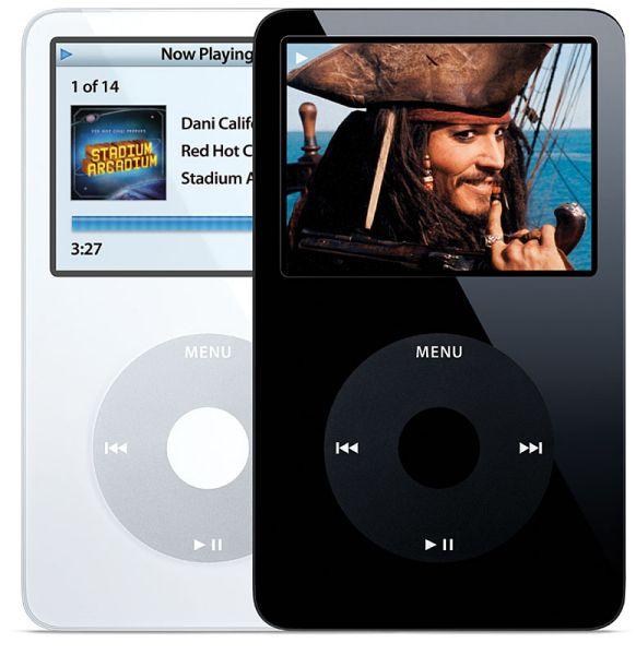 Neuer iPod