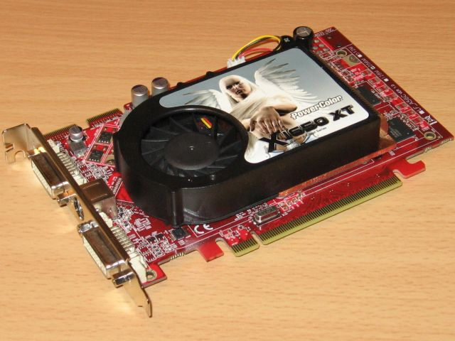 PowerColor X1650 XT